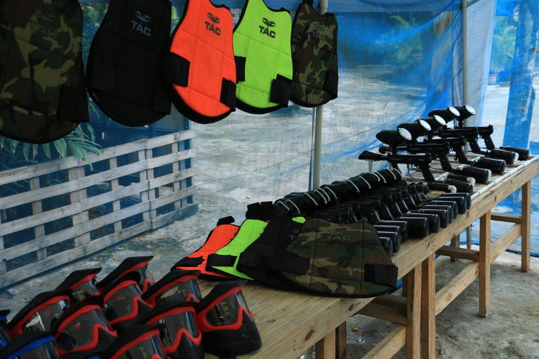 Panama Paintball Club - Gallery 9