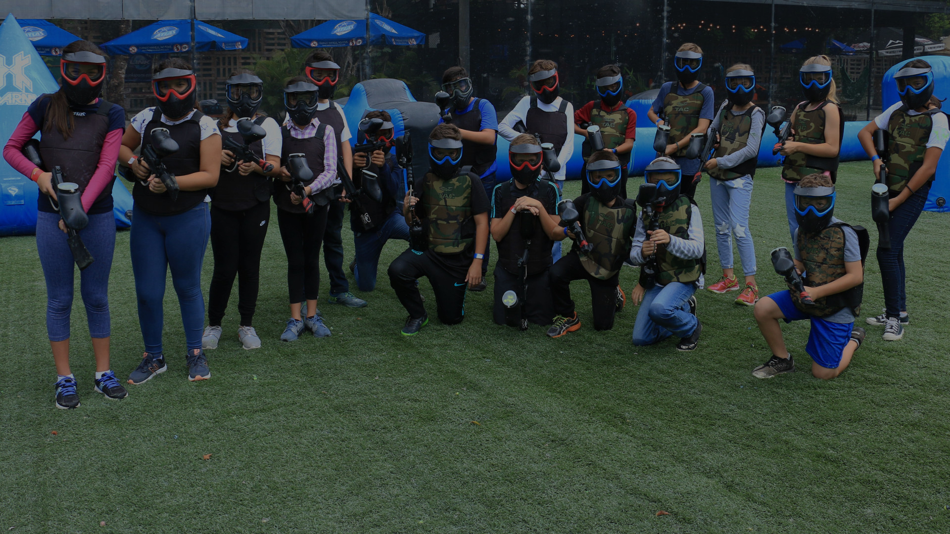Panama Paintball Club - Intro Slide 2